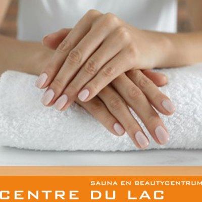 O.P.I. manicure