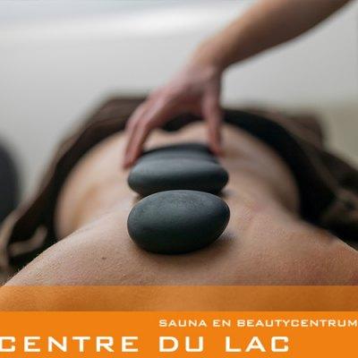 Hotstone massage 55 min