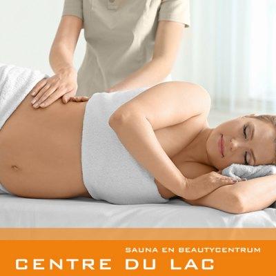 Zwangerschapsmassage 40 min